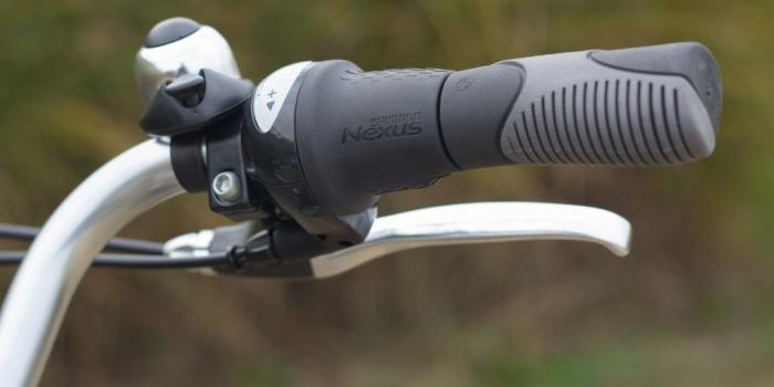 Bike&Co Elektrische Fiets- rechterhandvat - foto: Stijn Tyteca