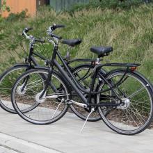 Stadfietsen van Bike and Co